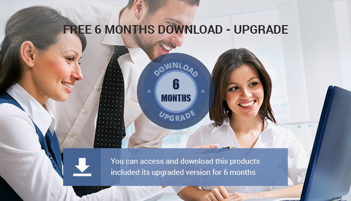 6 MONTHS DOWNLOAD – UPGRADE