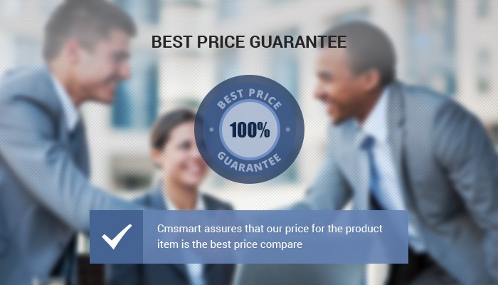 BEST PRICE GUARANTEE at Cmsmart marketplace