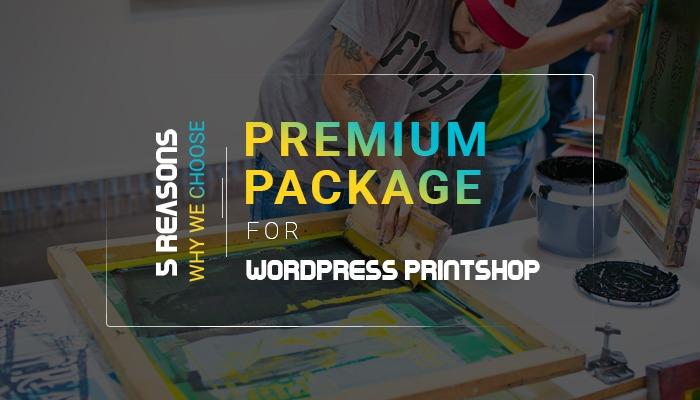 5 Reasons Why we choose Premium Package for WordPress