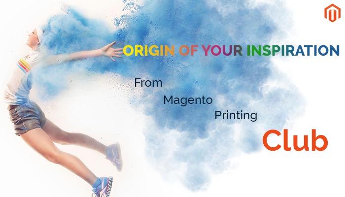 Magento printing Club
