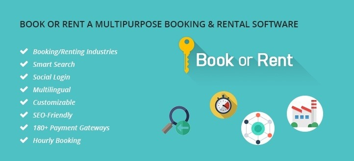 Book or Rent