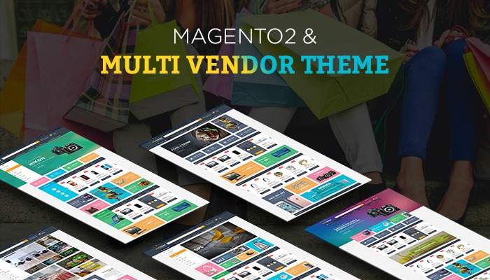 Magento 2 and multivendor theme