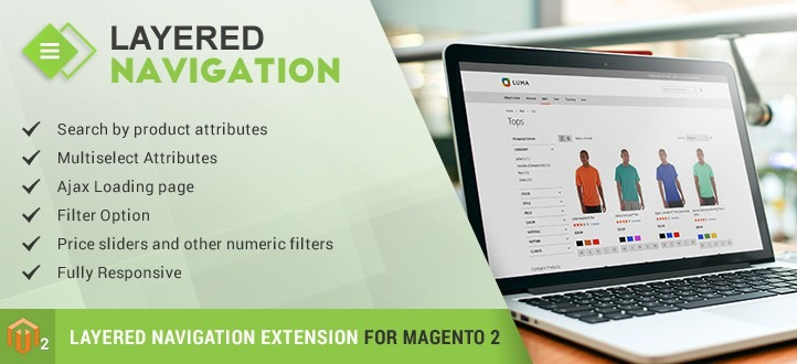 Magento 2 layered navigation