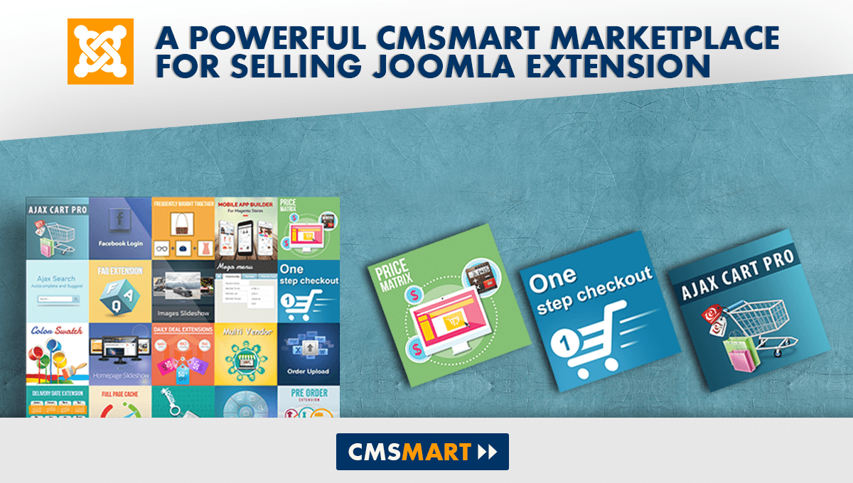 Selling Joomla Extensions on Cmsmart Marketplace