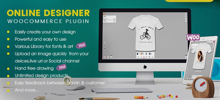 How to install WooCommerce Product Designer plugin for beginner