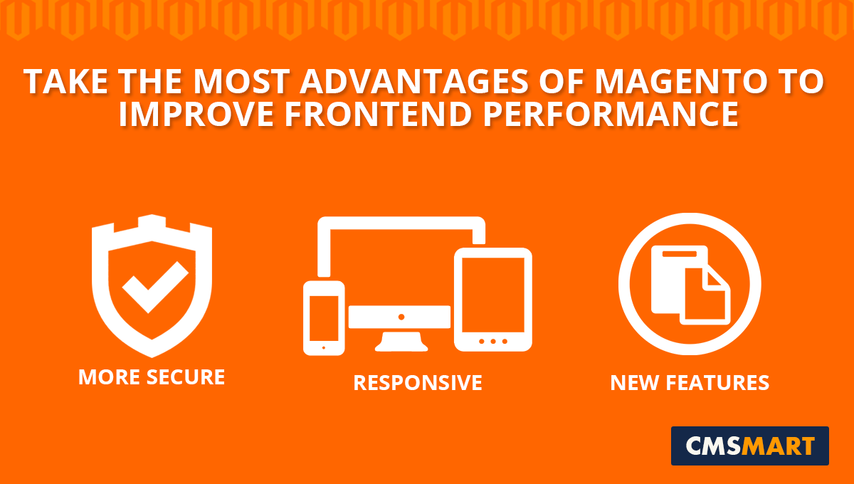 Magento Improves Frontend Performance