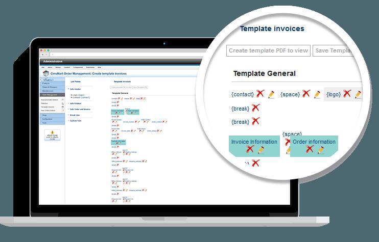 advanced virtuemart invoicescmsmart magento – virtuemart blogs, Invoice templates