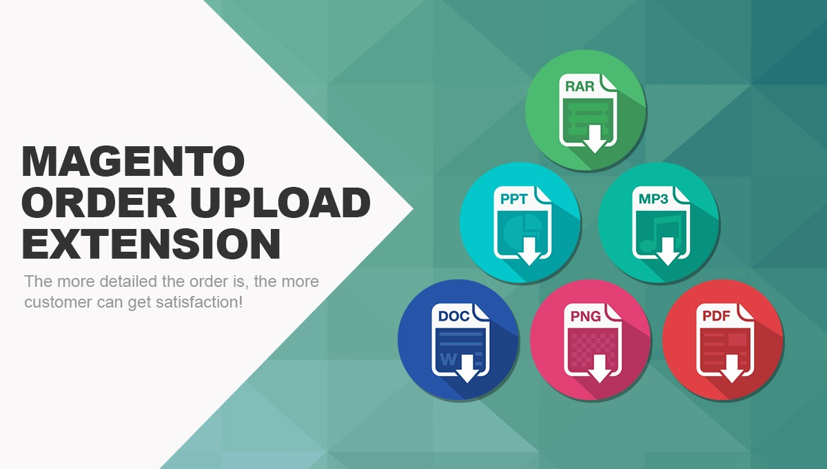 Free banner extension in magento - Magento Order Upload