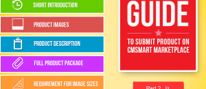 product submission guide on cmsmart