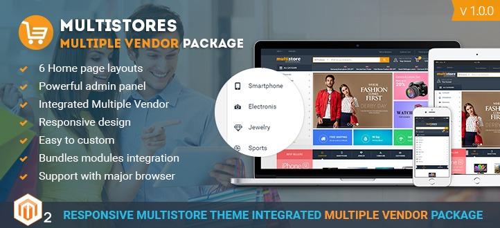 Magento multi vendor theme logo 4