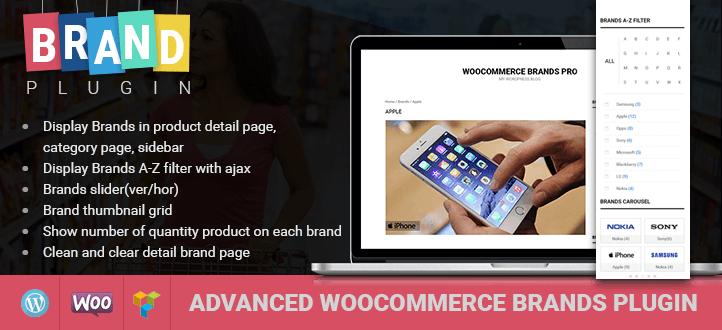 WordPress advanced brand