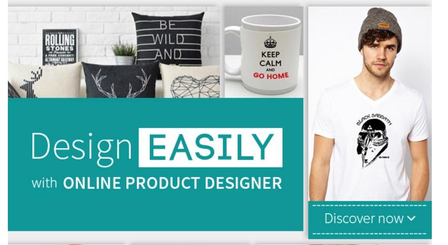 Woocommerce product designer plugin