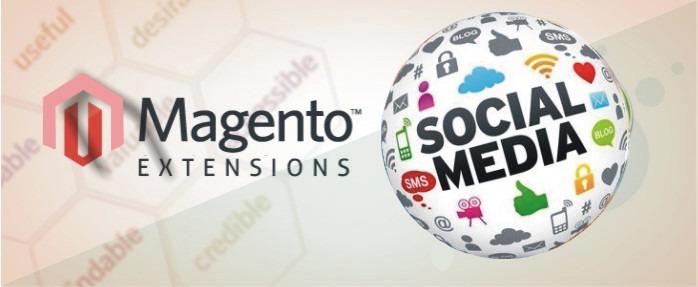 magento-social-extension