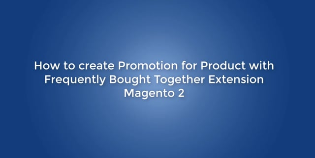 How to creat promotion for product by admin?