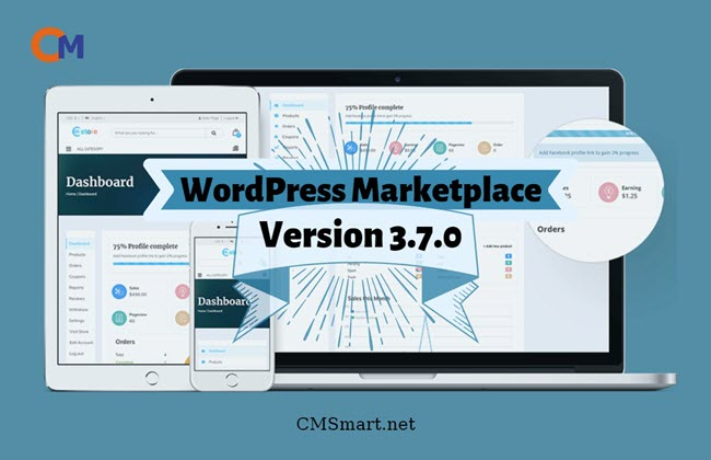 Some new features in WordPress Marketplace version 3.7.0