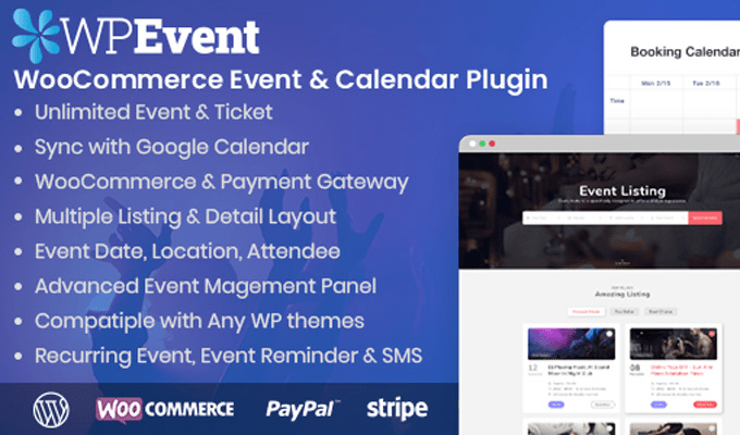 How to set up essential plugins for event website