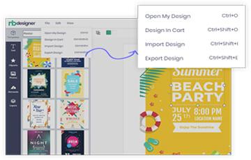 Import/Export Design
