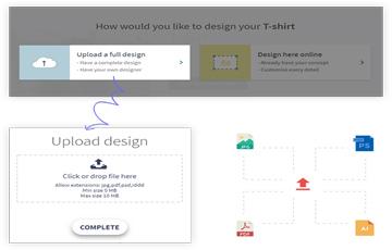 Upload Design File