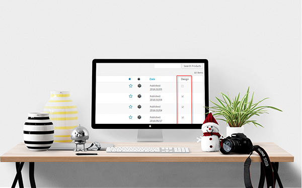 EASILY MANAGE PRODUCTS ONLINE