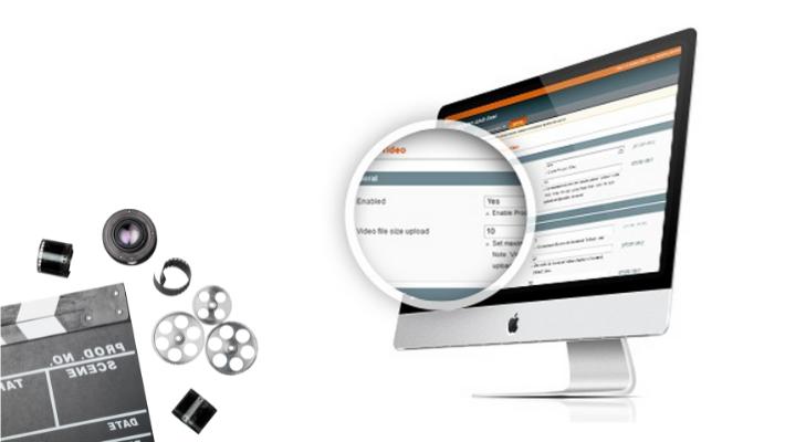 Configure Video Size
