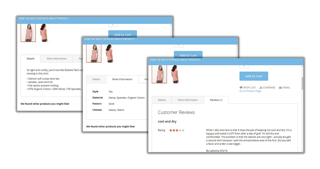 M2 VIEW | Magento 2 Quick view extension Workflow