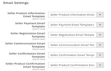 SELLER/VENDOR NOTIFICATION EMAIL