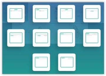 Multiple Website headers