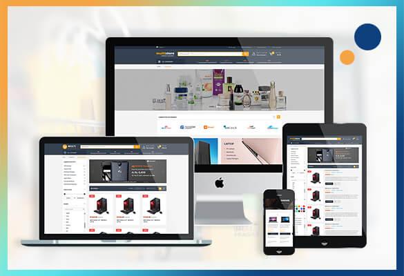 Multi Store and Multi Vendor Solution