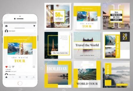 Travel Social Media Marketing