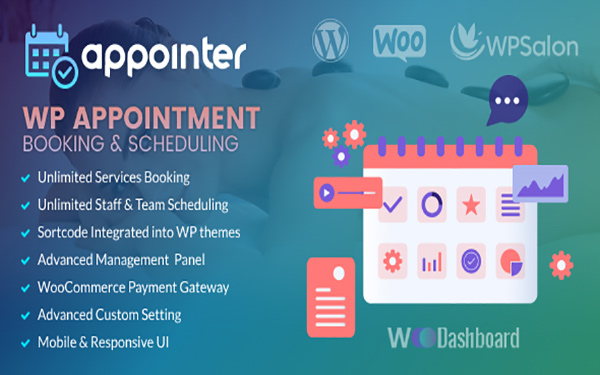 Appointment Booking Pro Plugin