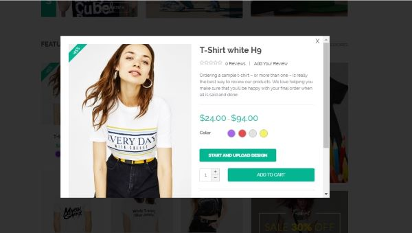 YITH WOO-COMMERCE QUICK VIEW