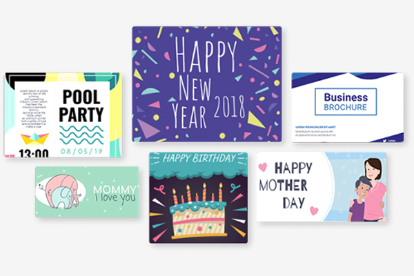 200+Free Templates Library
