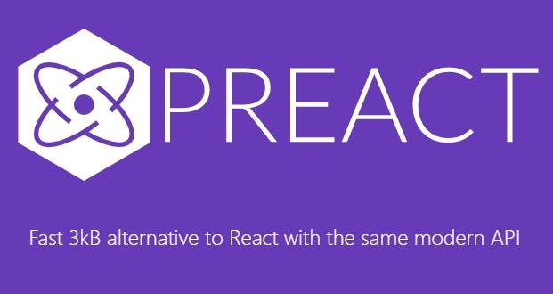 PreAct for PWA development