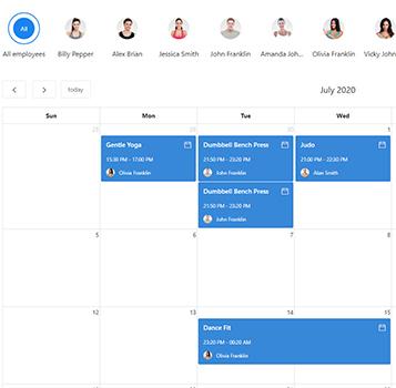Check Calendar