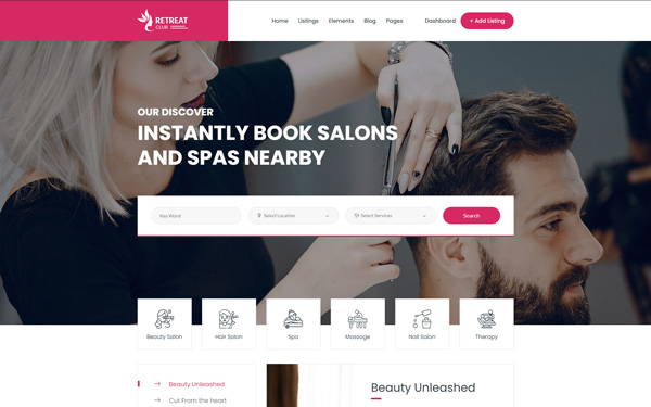 Get booked appointment plugin WordPress themes