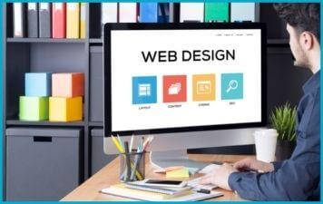 BOOKING WEB DESIGN