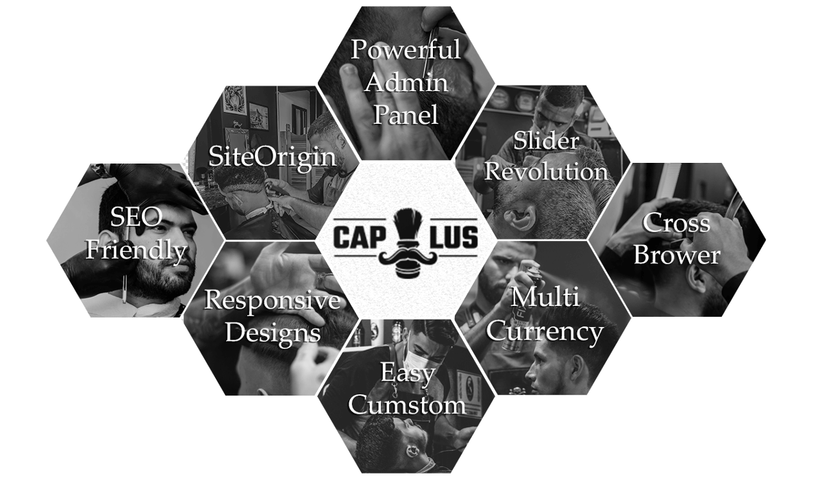 Capillus - The WordPress Theme for Hair Salon Booking Workflow