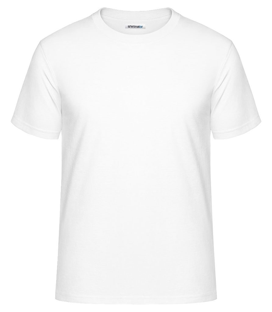 T-Shirt With Print Option