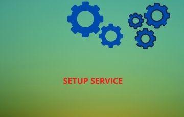 Setup Service