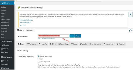 Install NB-Designer Plugin on Your website
