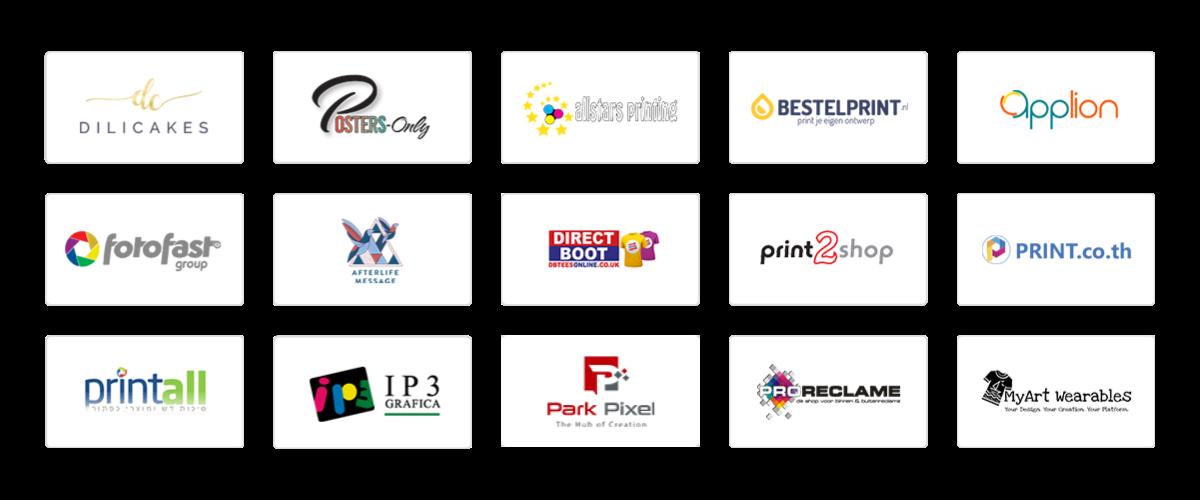 Custom Web 2 Print Project Development Services Workflow