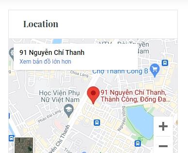 Salon Services Location
