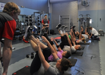 Fitness & Gyms Centers