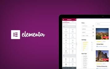 Add blocks with Elementor