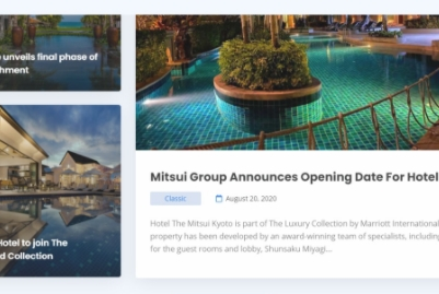 Update Your Hotel Blog