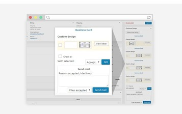 Easily Manage Order Of Customer