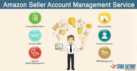 Connect your own Amazon seller-account with your marketplace