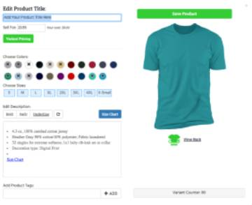 Customize The Product Title, Discription, Short Discription Before Importing