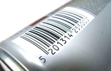 Printable barcode and SKU