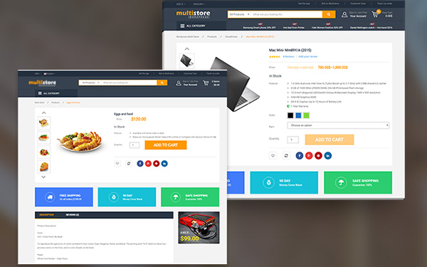 ADVANCED PRODUCT DETAIL PAGE